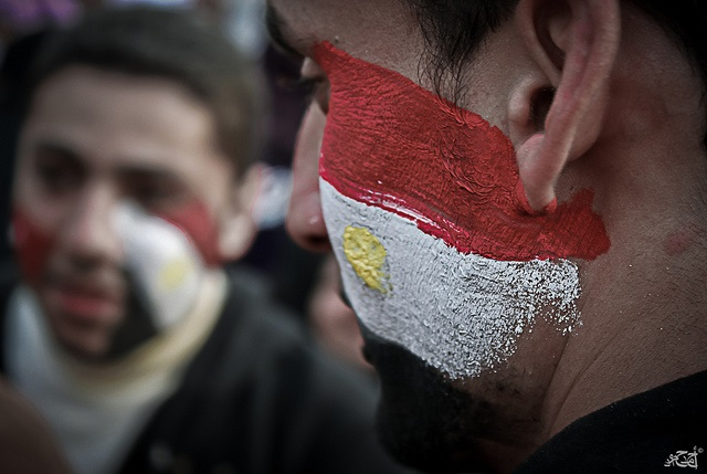 A New Kind of Egyptian Revolution
