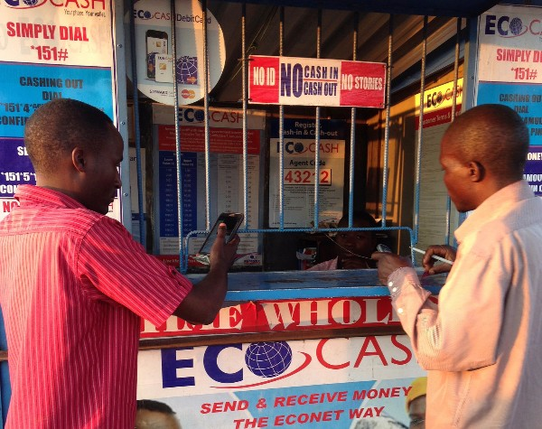 Zimbabwe's Cash Crunch: Boom Time for MNOs