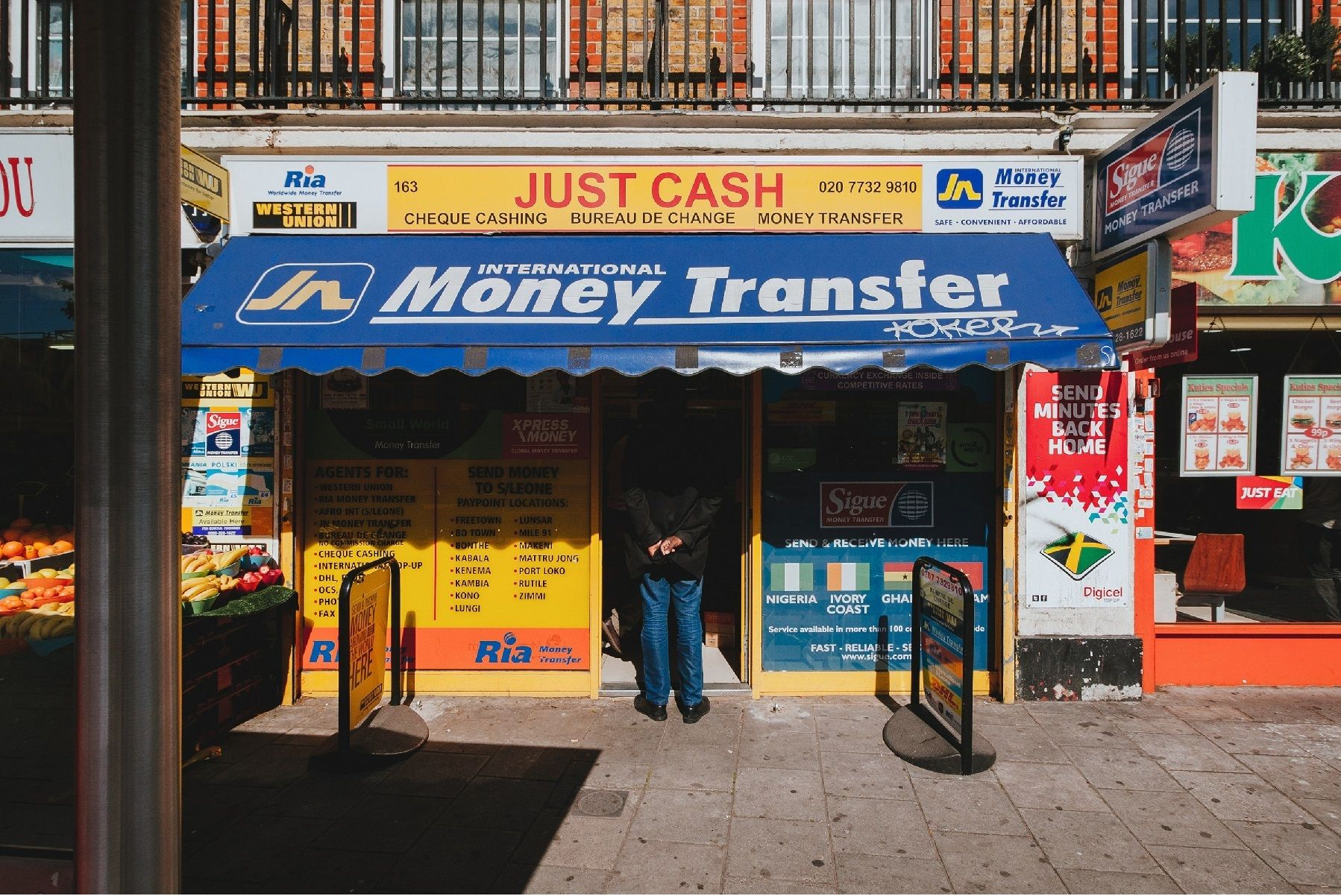 Why Western Union Is Still King Of Remittances