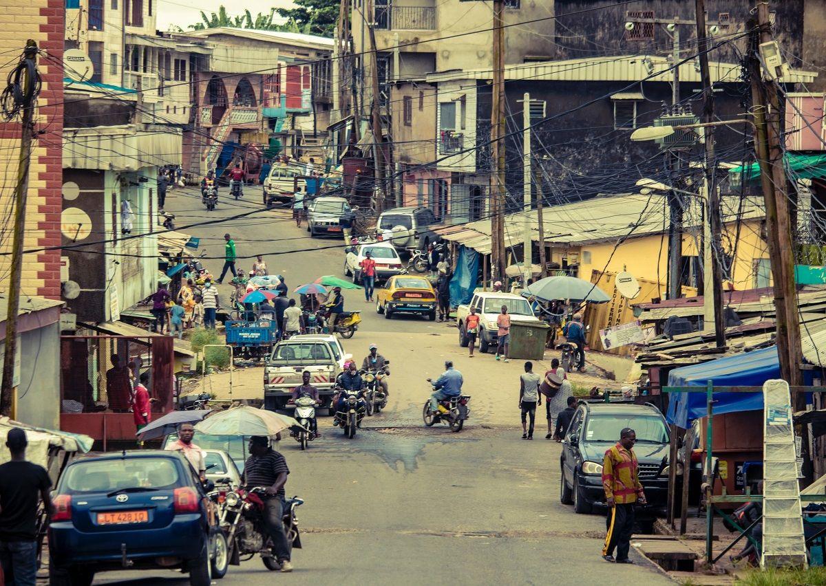 Is Digitization Disrupting Urban Development?